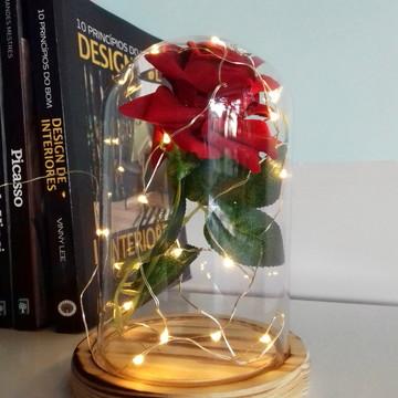 rosa a bela e a fera