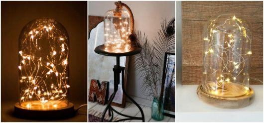 ideias de luminárias
