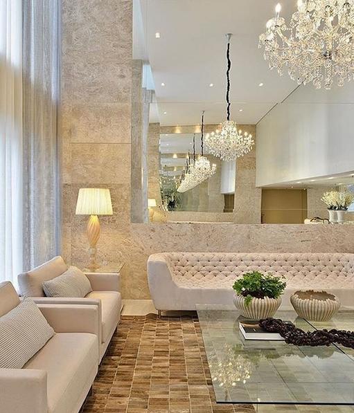 sala de luxo