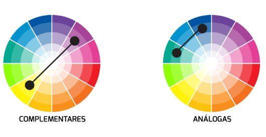 Paleta de cores para combinar com rosa