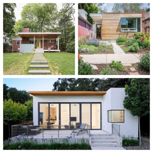 casas pequenas e modernas