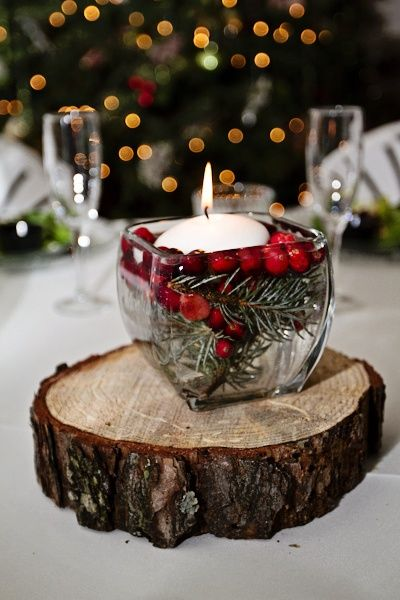 vela decoração