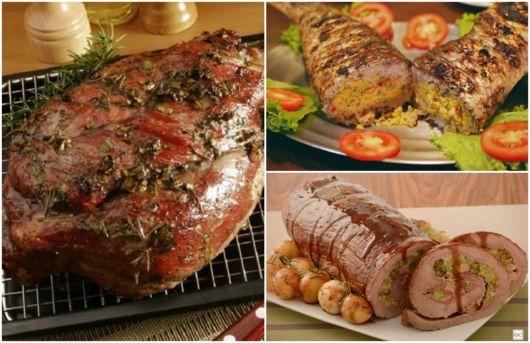 tipos de carnes para natal