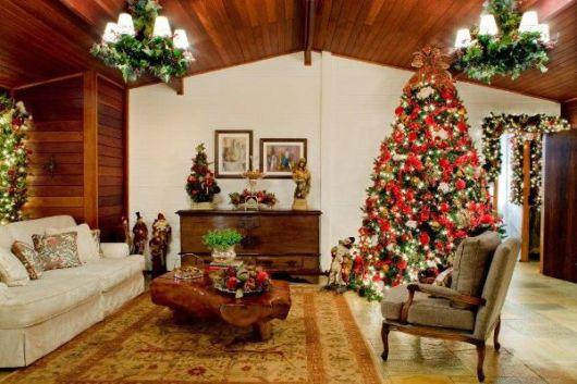 decoração sala grande