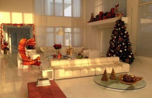 sala grande e de luxo