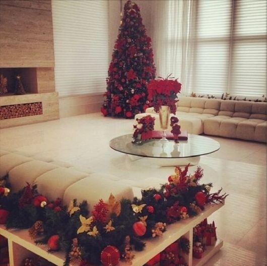 decoração sala de luxo
