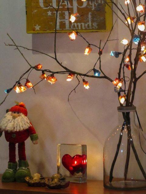 decoração simples para sala pequena