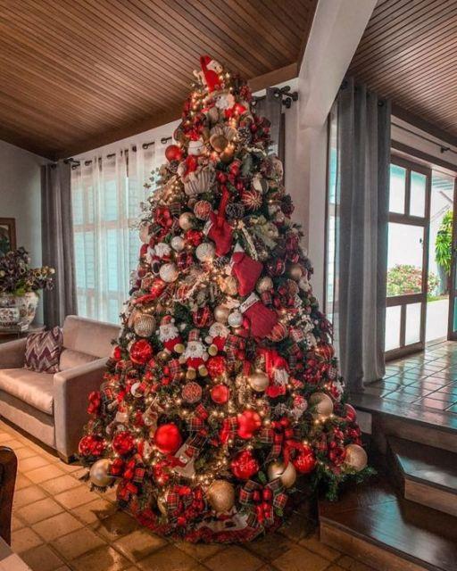 árvore de natal grande
