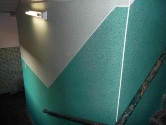 Fulget na parede