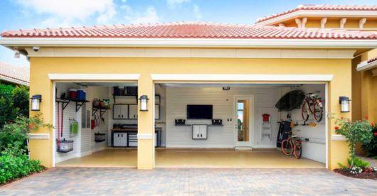 como criar uma garagem simples e bonita