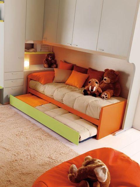 quarto de criança simples