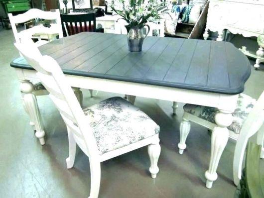 mesa de jantar retrô assento florido