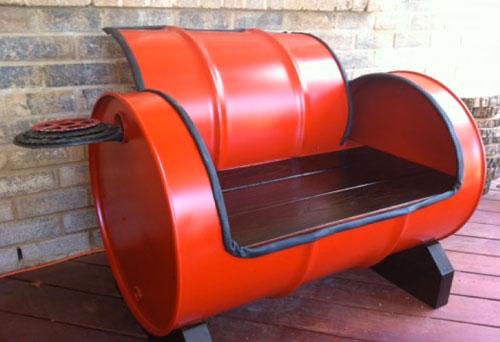 móveis reciclados