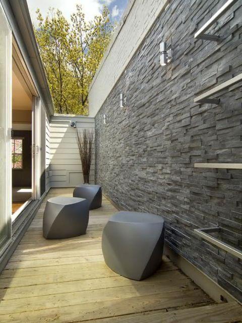 pedras para parede