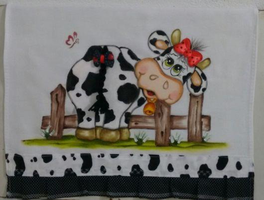 desenho de vaca