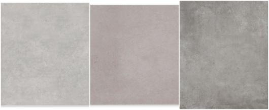 Porcelanato cinza