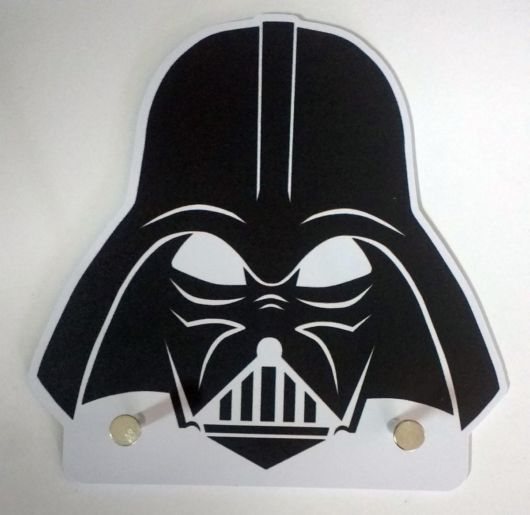 porta chaves capacete darth vader.
