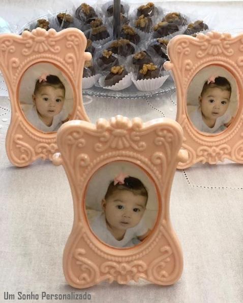decoração festa bebê
