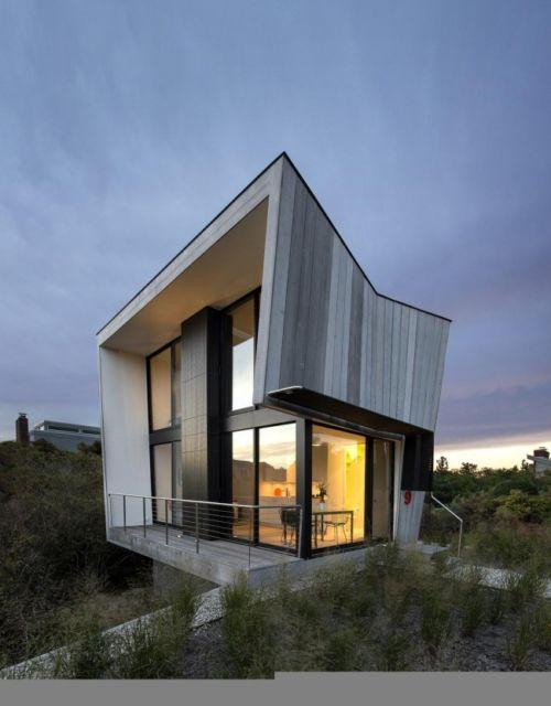 Projetos de casas térreas modernas