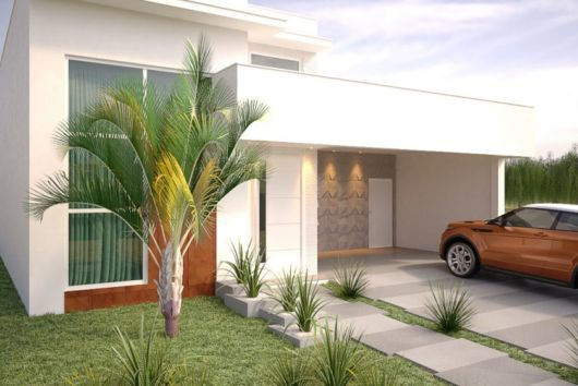 Projetos de Projetos de casas térreas modernastérreas pequenas