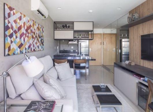 quadro sala apartamento