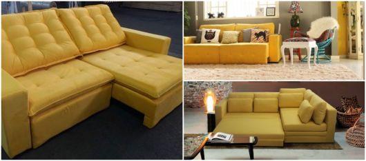 modelos de sofá retátil