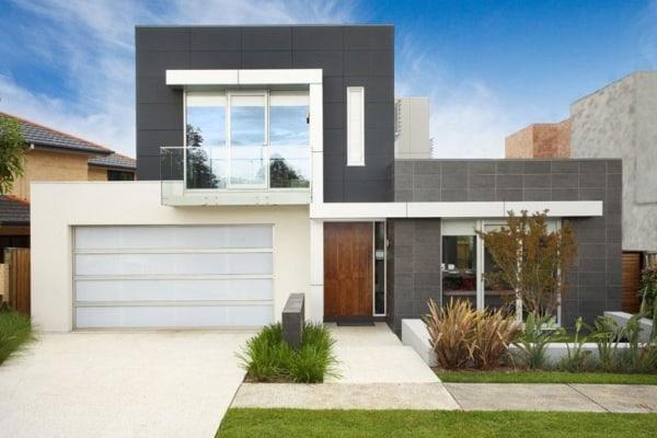 casa planejada com garagem