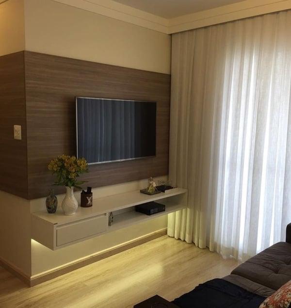 sala planejada simples