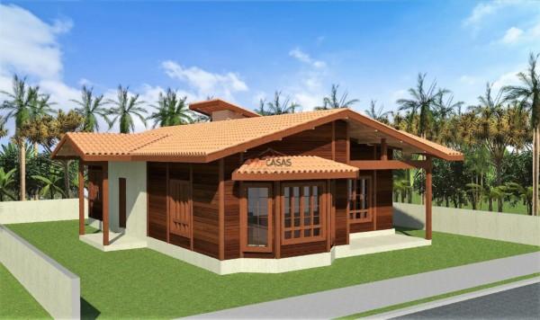 projeto casa modulada