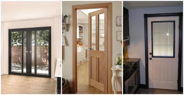 Modelos de portas para cozinha
