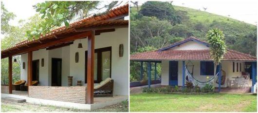 projetos de casas pequenas e simples