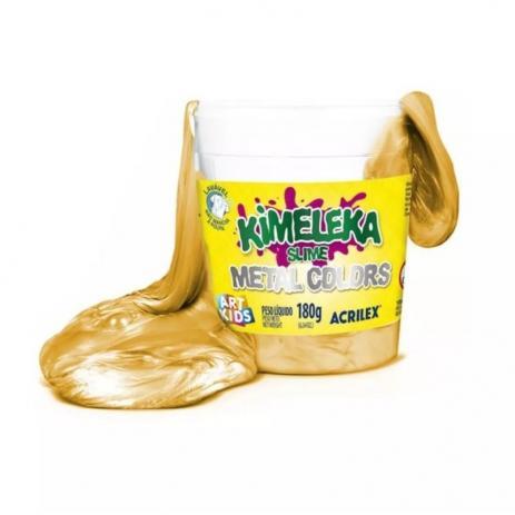 Slime dourado