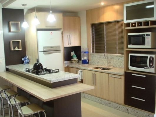 cozinha modular de canto