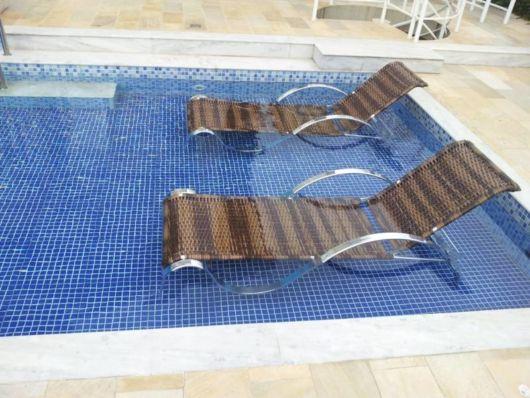 cadeira para água