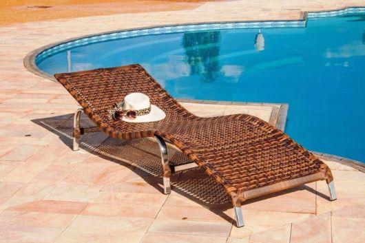 cadeira para tomar sol