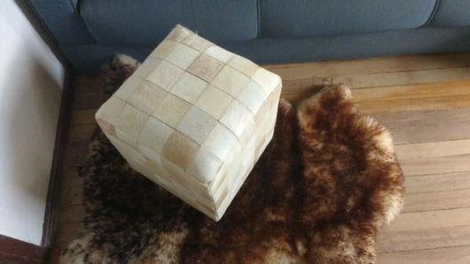 Modelos de puff quadrado
