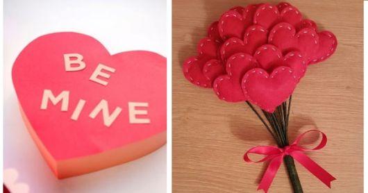 decorações românticas