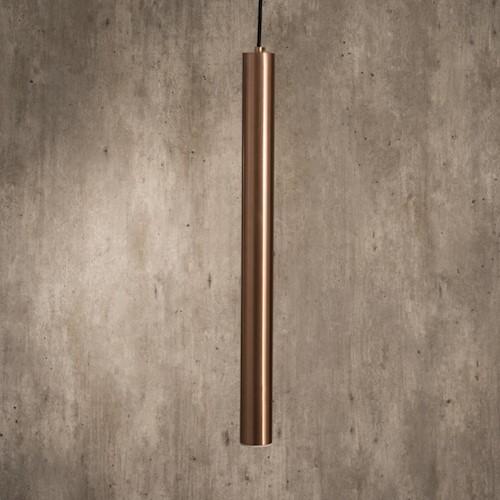 Pendente cobre tubo