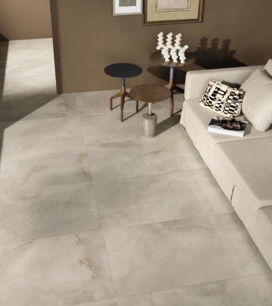 como usar piso que imita mármore