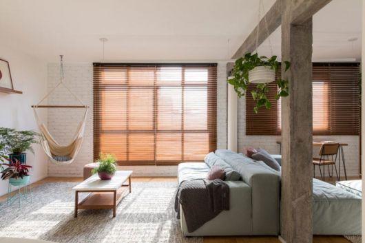 Dica de sofá para apartamento