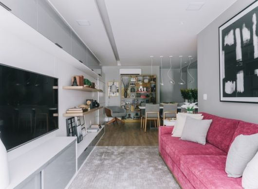 Sofá para apartamento