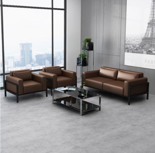 Conjunto de sofá para escritório