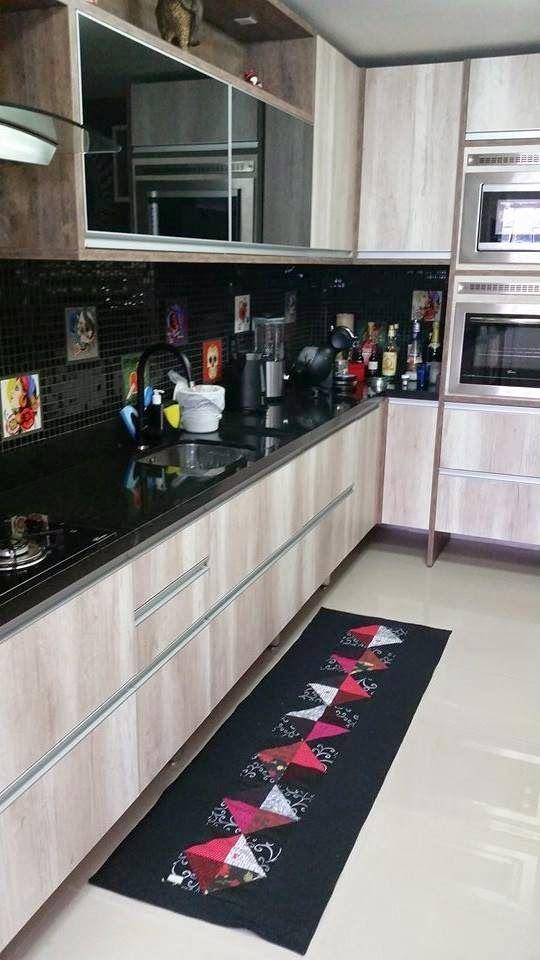 tapete de retalhos decoração