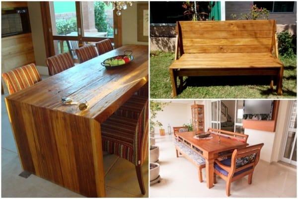 madeira para móveis