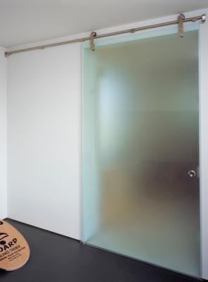 porta moderna de correr
