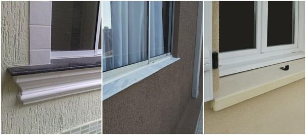 janelas com pingadeira