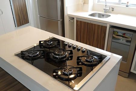 bancada para fogão cooktop