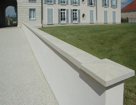 muro com pingadeira