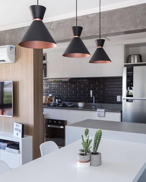 cerâmica para cozinha apartamento