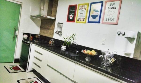 quadros para cozinha com molduras